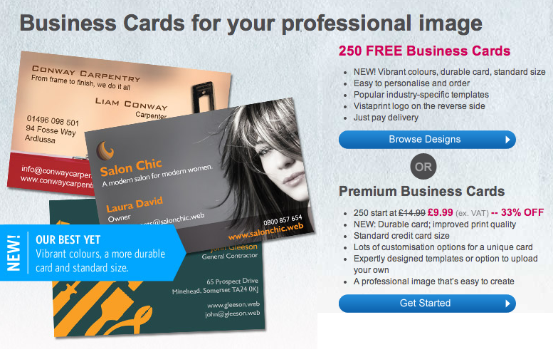 Business Cards Are Not Dead | Bizzebee