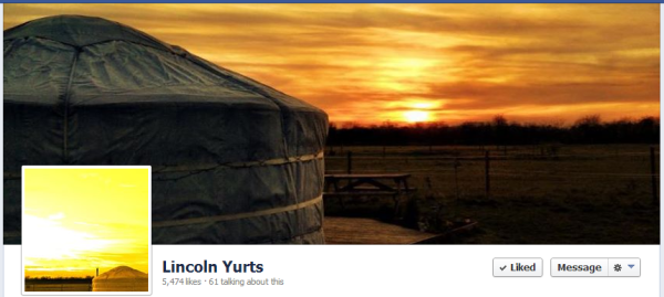 Lincoln Yurts Cover Image