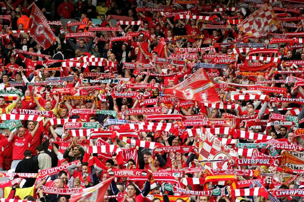 liverpool kop enough
