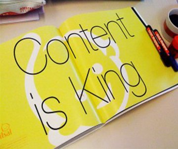 Content Is King | Bizzebee