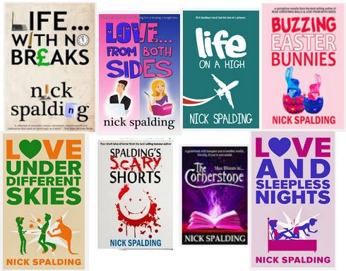 Nick Spalding Books