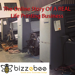 The Online Story Of A REAL Life Printing Business