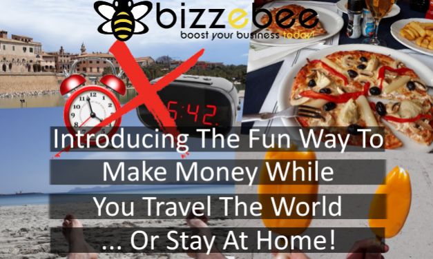 Introducing The Fun Way To Make Money While You Travel The World… Or Stay At Home!